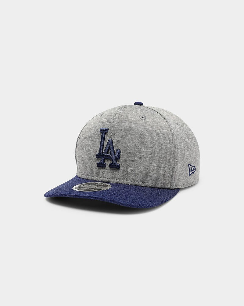 New Era Los Angeles Dodgers 9FIFTY Precurved Snapback Team Shadow Tech