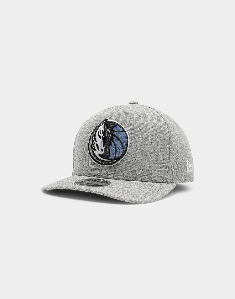 latest discount cheaper autumn shoes New Era Dallas Mavericks 9FIFTY Snapback Heather Grey | Culture Kings