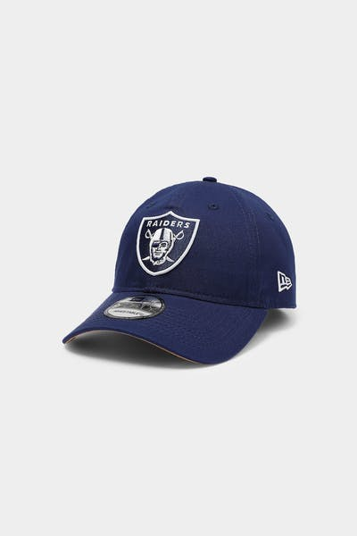 New Era Raiders 9FORTY A-Frame Royal Strapback Dark Royal