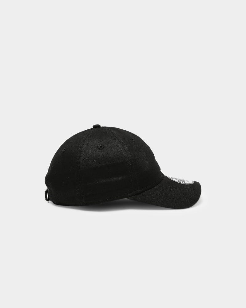 New Era New York Yankees 9FORTY Vert WRD Strapback Black