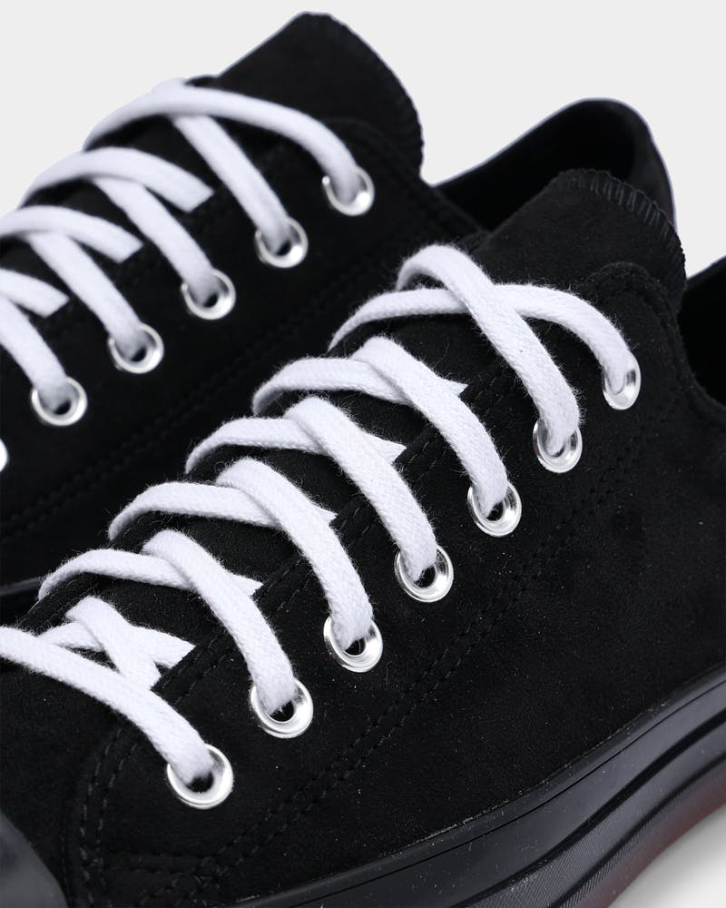 Converse Chuck Taylor All Star CX Stretch Suede Low Top Black/Mango/White