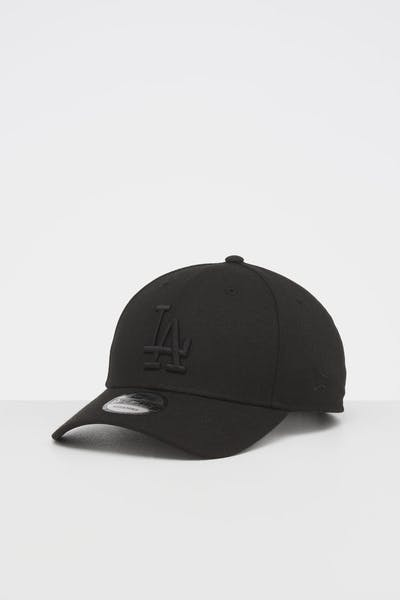 NEW ERA LOS ANGELES DODGERS 9FORTY SNAPBACK BLACK/BLACK