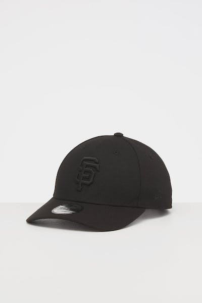 NEW ERA SAN FRANCISCO GIANTS 9FORTY SNAPBACK BLACK/BLACK