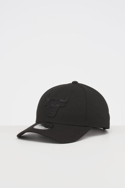 NEW ERA CHICAGO BULLS 9FORTY SNAPBACK BLACK/BLACK