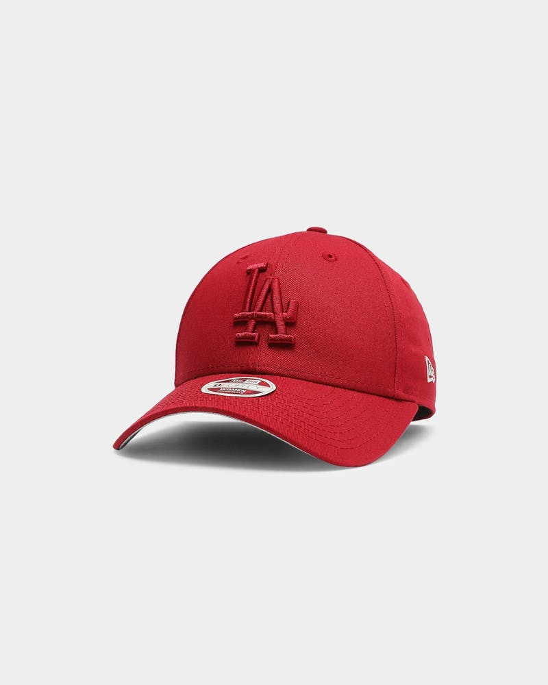 New Era Women's Los Angeles Dodgers 9FORTY MLB Strapback Cardinal