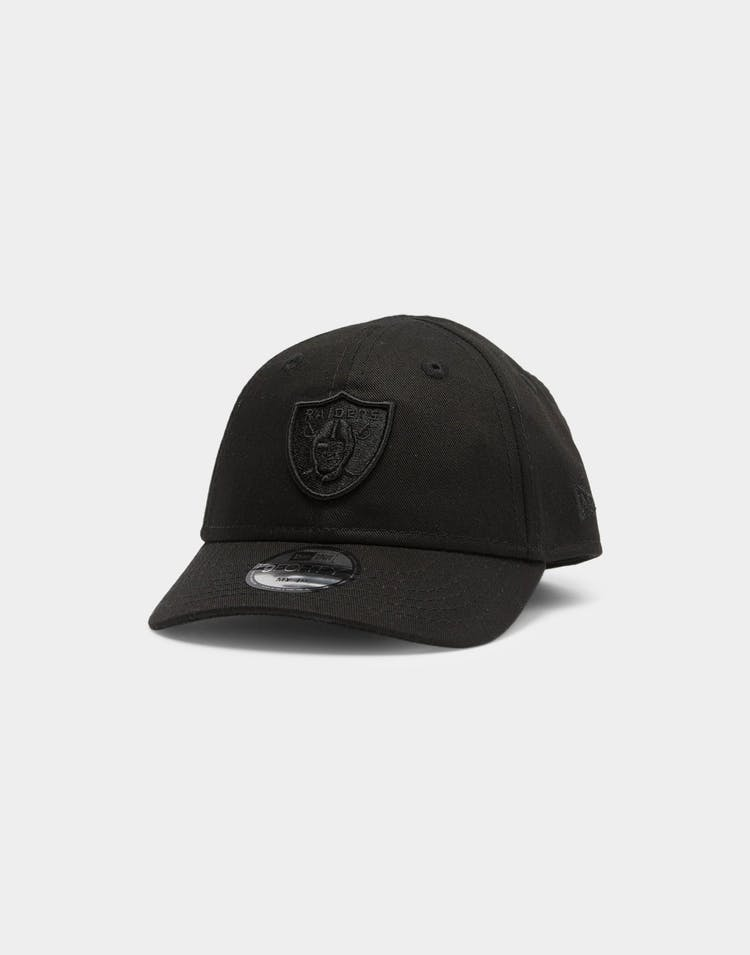 New Era My 1st Raiders 9FORTY Stretch Black