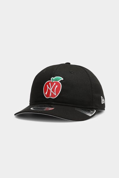 New York Yankees Apple 9FIFTY Retro Crown MLB Snapback