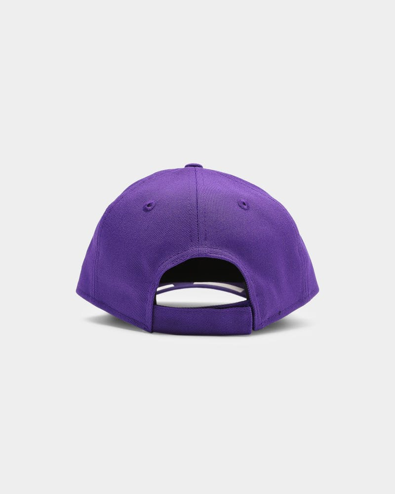 New Era Youth Los Angeles Lakers Tonal 9FORTY VB True Purple