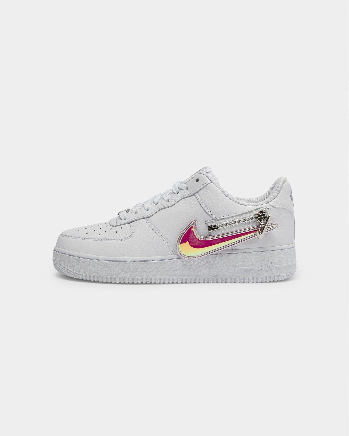 Nike Men's Air Force 1 '07 Premium 'Zip