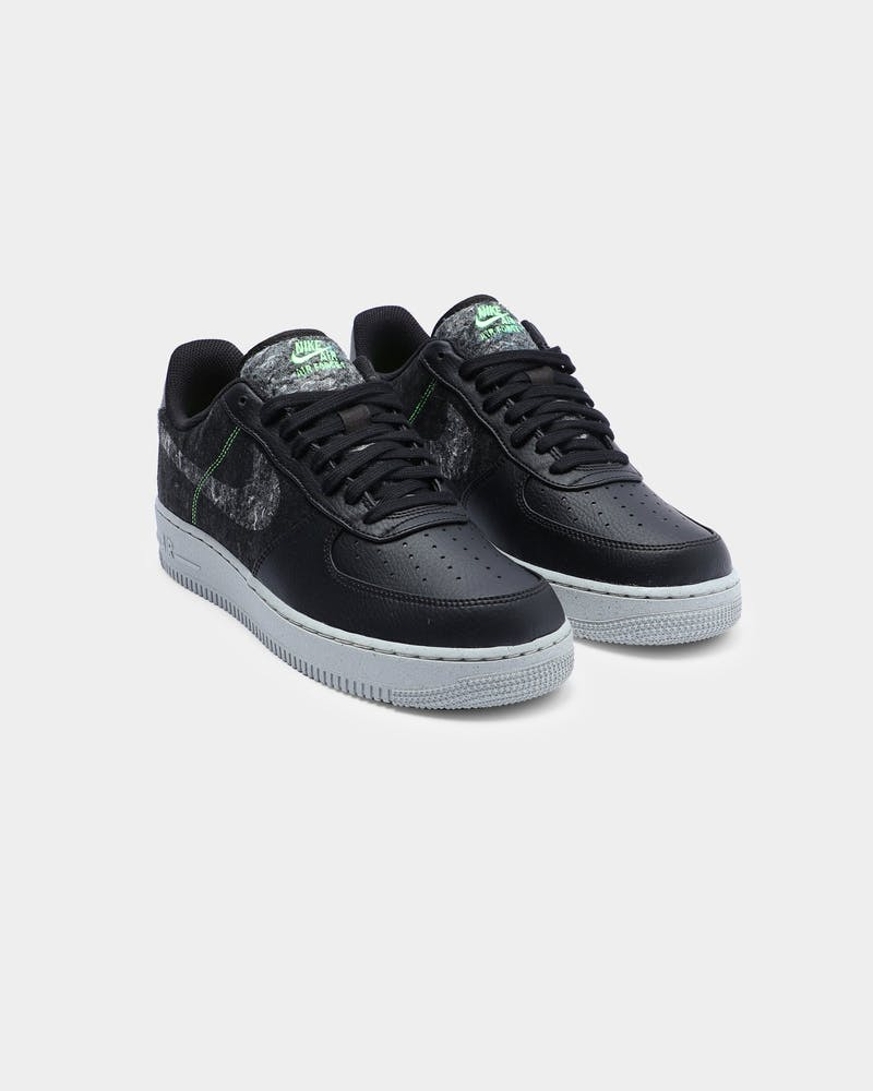 Nike Air Force 1 '07 LV8 Black/Clear/Grey
