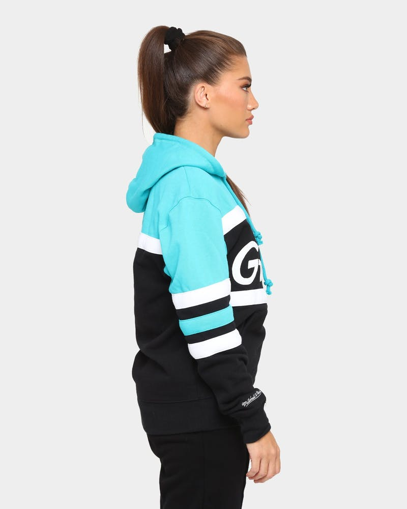 Mitchell & Ness Men's Vancouver Grizzlies Head Coach Hoodie Black