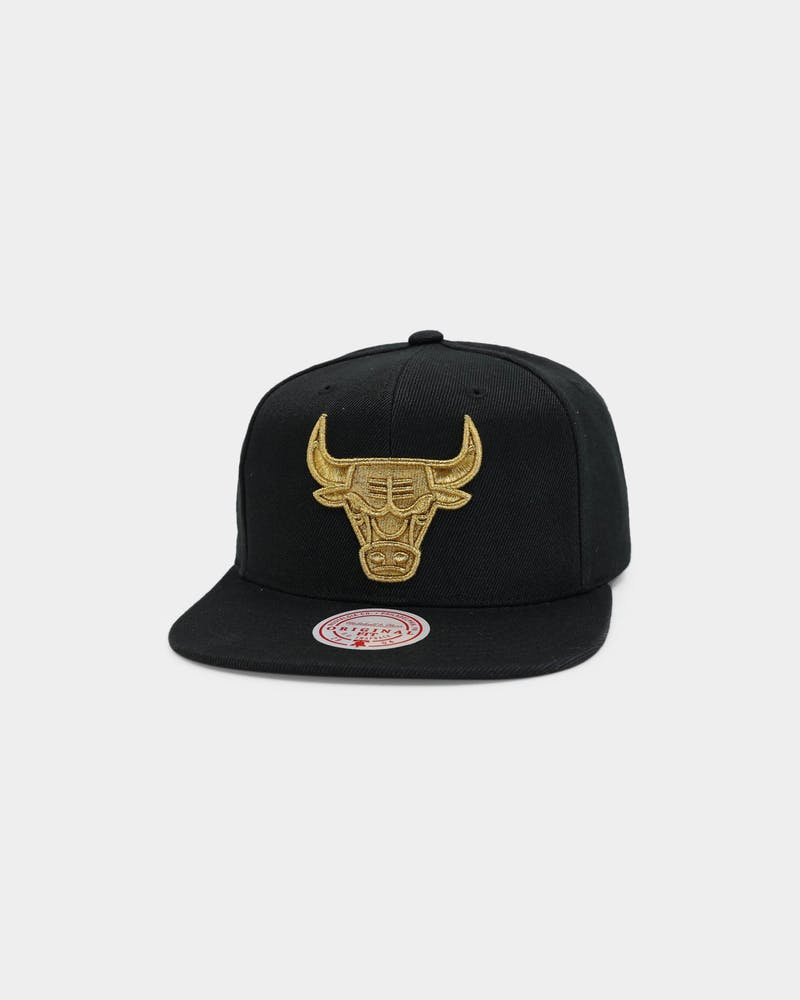 Mitchell & Ness Chicago Bulls True Luck Snapback Black