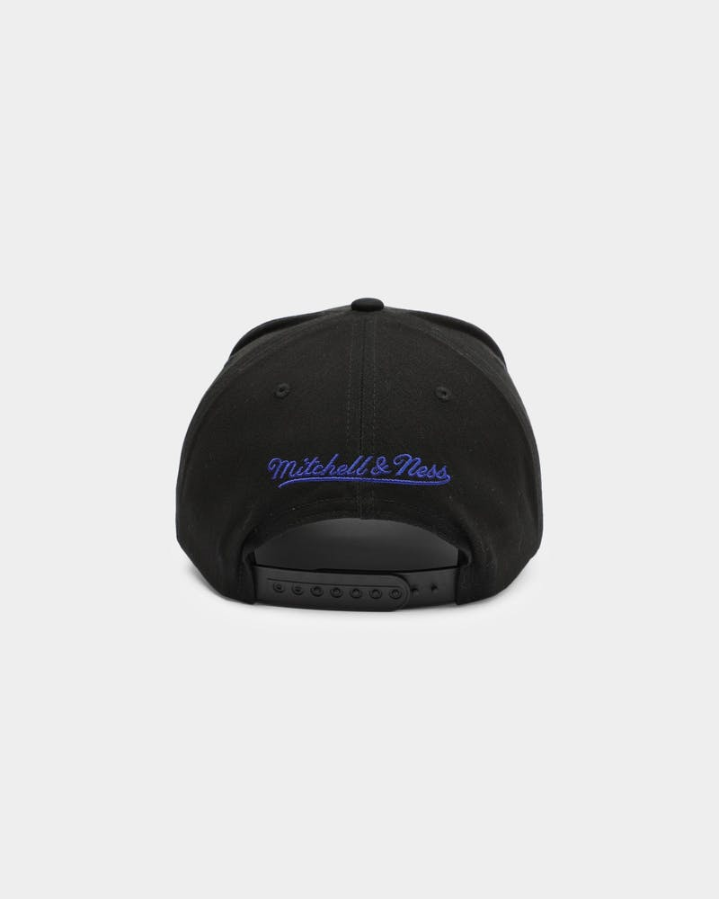 Mitchell & Ness Los Angeles Lakers 1960 Pro Crown Snapback Black