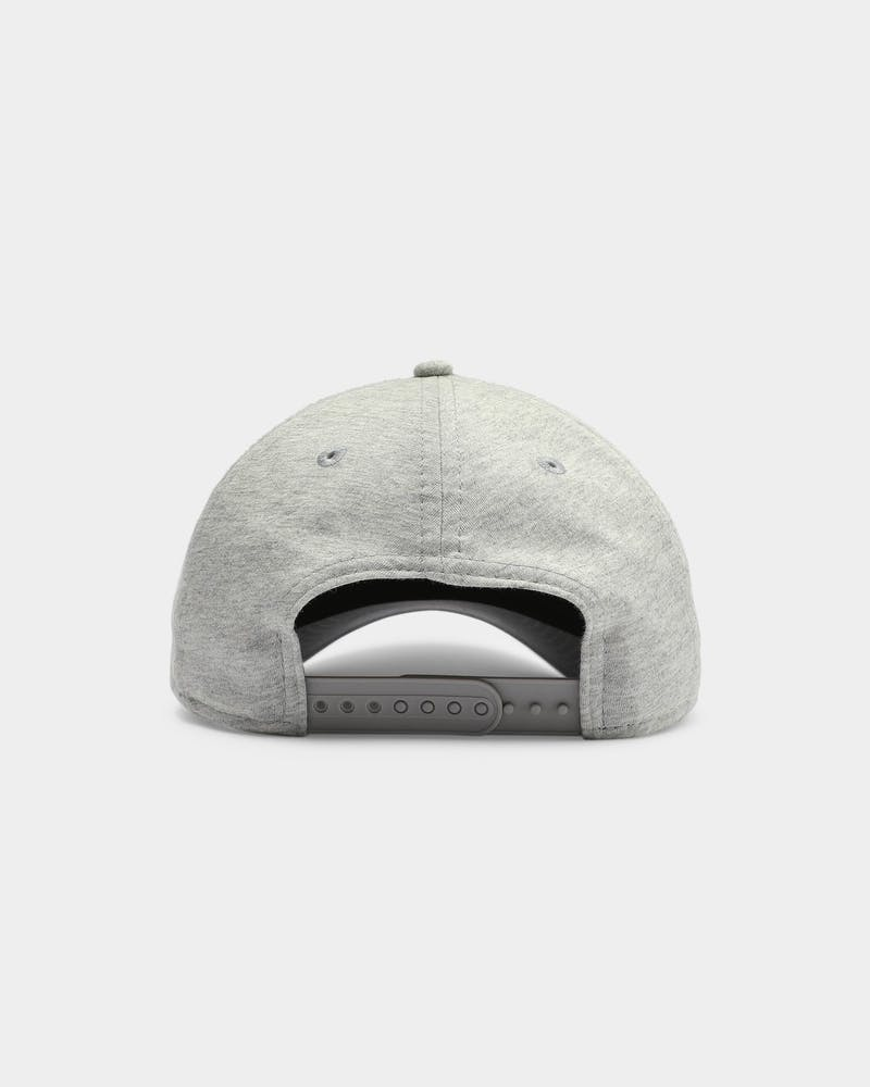 New Era Pittsburgh Pirates Fleece 9FORTY A-Frame Snapback Heather Grey