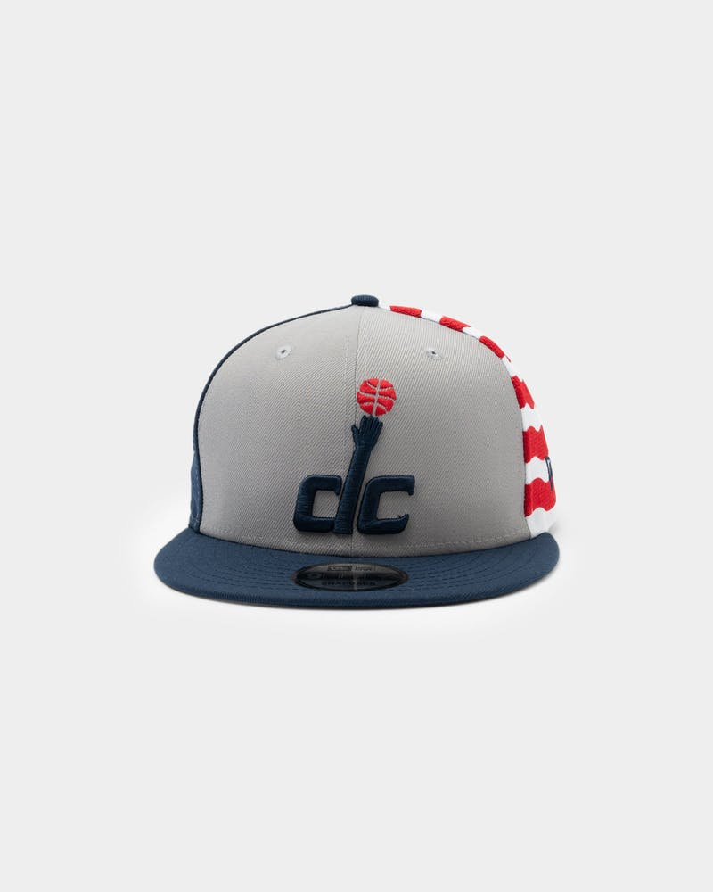 New Era Washington Wizards City Alternate 9FIFTY Snapback OTC