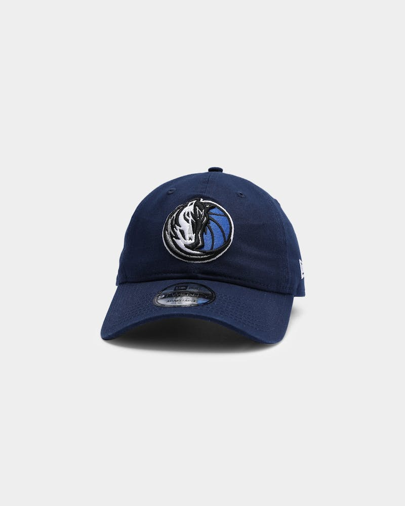 New Era Dallas Mavericks 9TWENTY Stapback Dark Blue