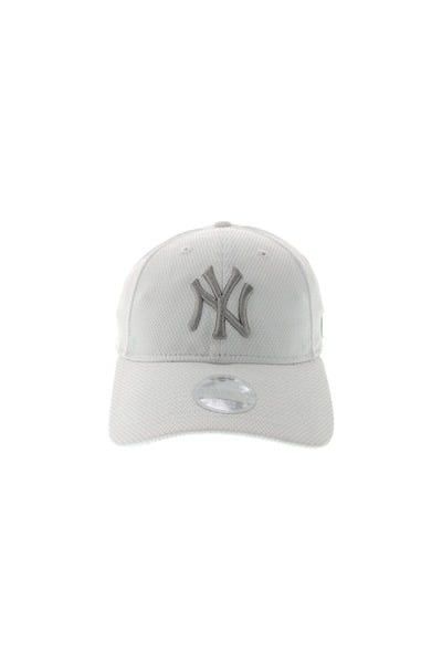 New Era Womens Yankees DE 920 Strapback White/White