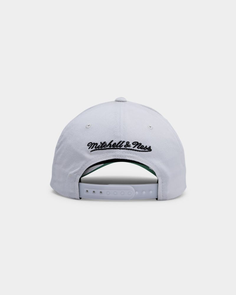 Mitchell & Ness Chicago Bulls '91 Champs Pro Crown Snapback White