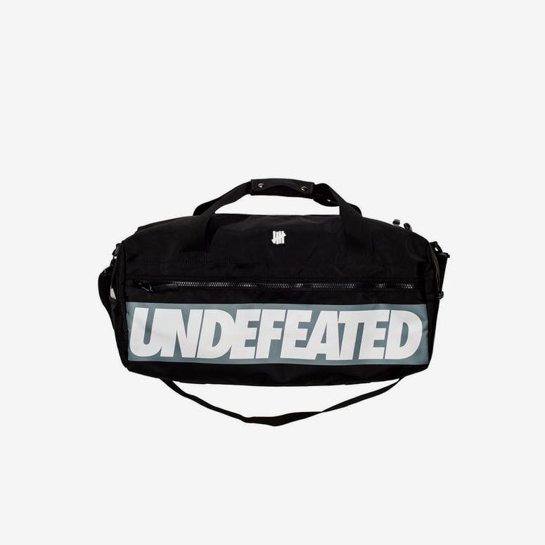2b3efb42f890 Undefeated Constructed Duffle Bag Black – Culture Kings