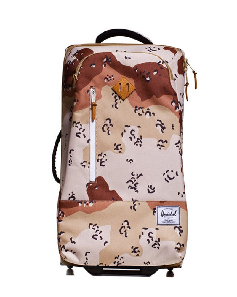 Parcel Travel Case Desert Camo