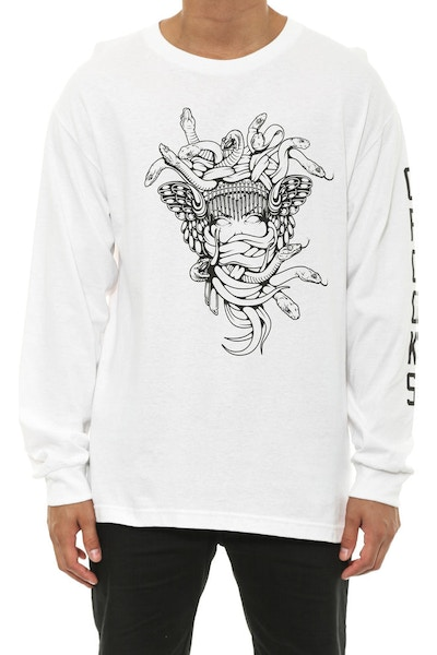 Royal Panther Long Sleeve White