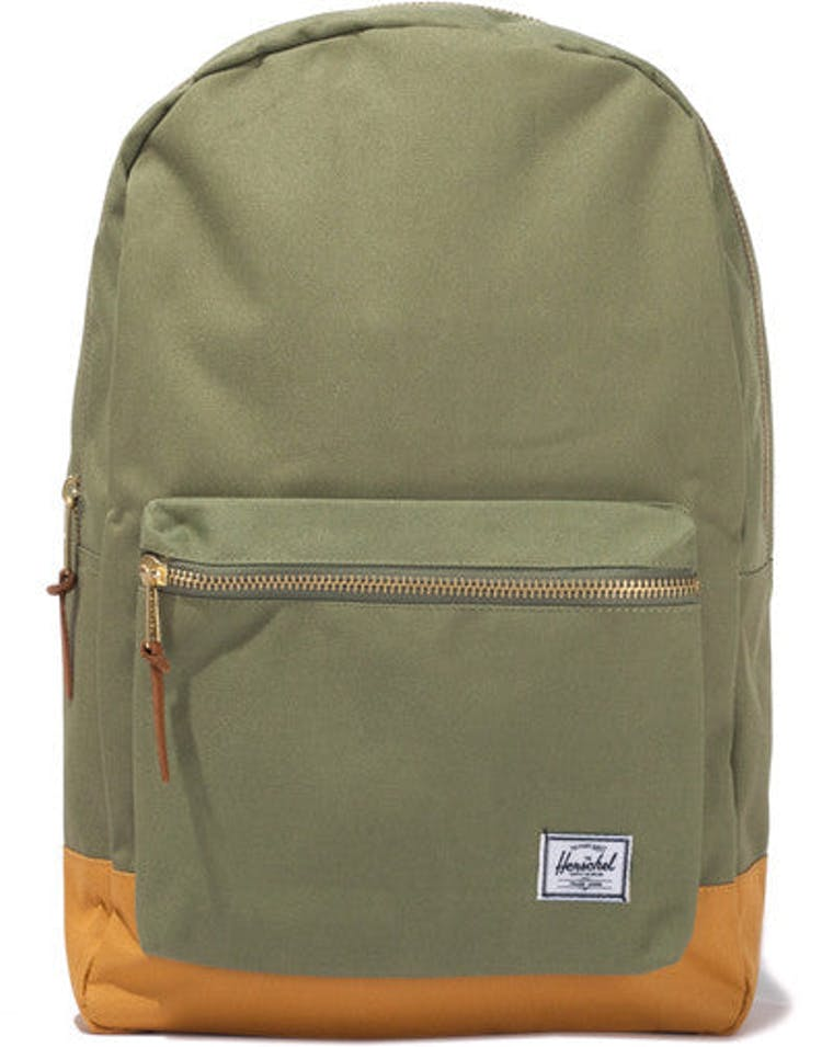 Settlement Backpack Olive/gold