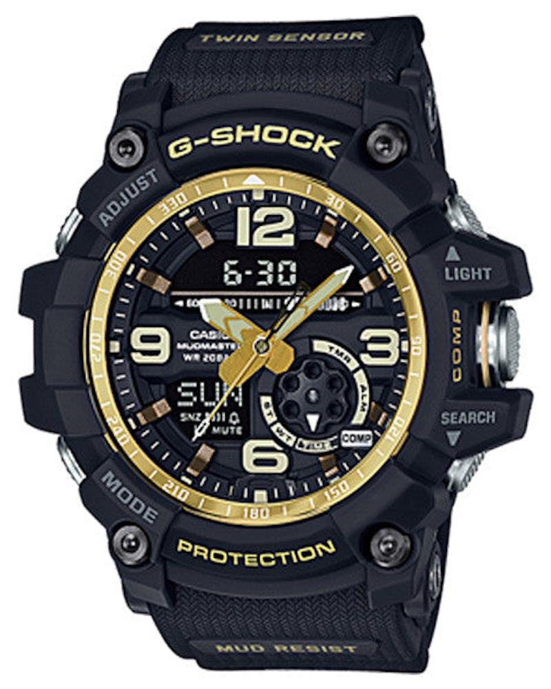 Gg1000gb Mudmaster Black/gold