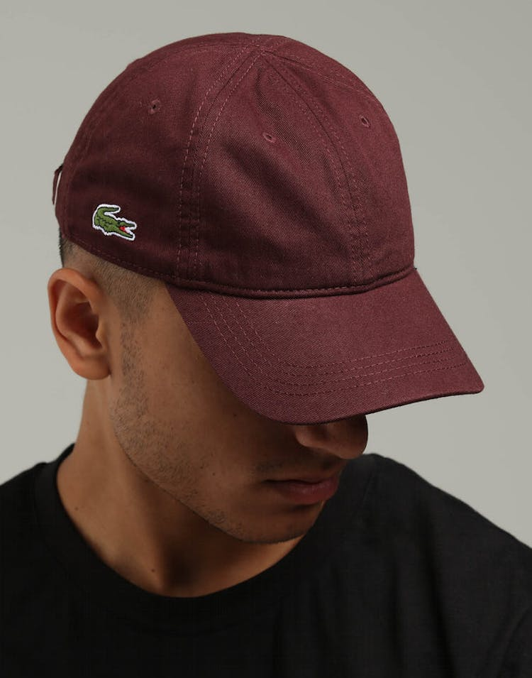 5d0091193 Lacoste Basic Side Croc Cap Vertigo – Culture Kings