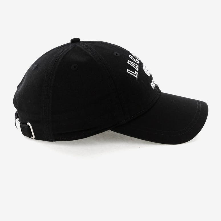 Lacoste Fairplay Lacoste Cap Black – Culture Kings 6a1a5c2430e