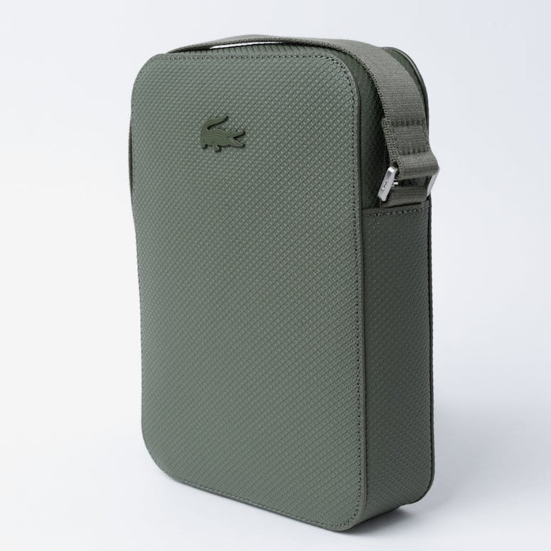 ab026abcc3 Lacoste Chantaco Vertical Camera Bag Grape Leaf – Culture Kings
