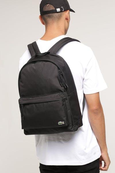 5464af0c7abd Lacoste Neocroc Backpack Black