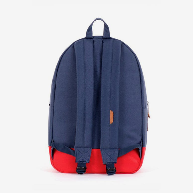 Settlement Backpack Navy/red