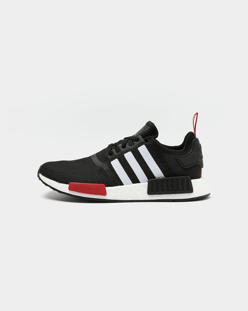 Adidas NMD_R1 Black/White/Red