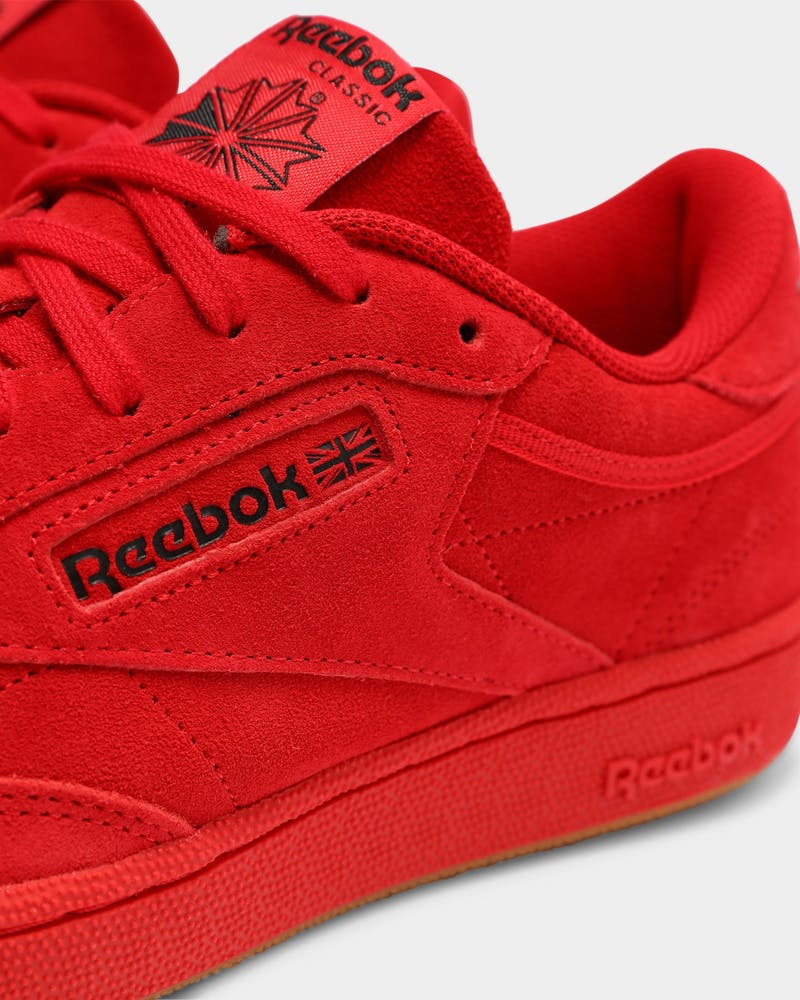 Reebok Club C 85 Red/Black