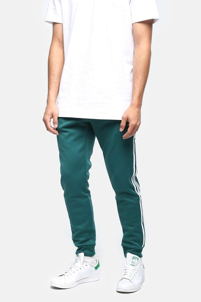 Adidas SST Track Pant Green