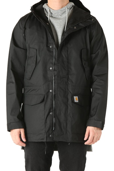 Carhartt Battle Parka Black