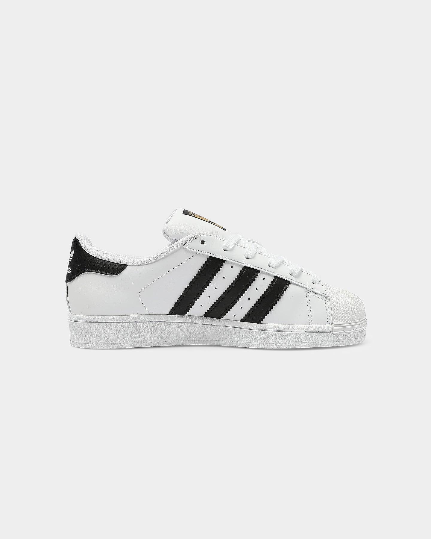 Adidas Originals Superstar II Casual Shoes White Camo