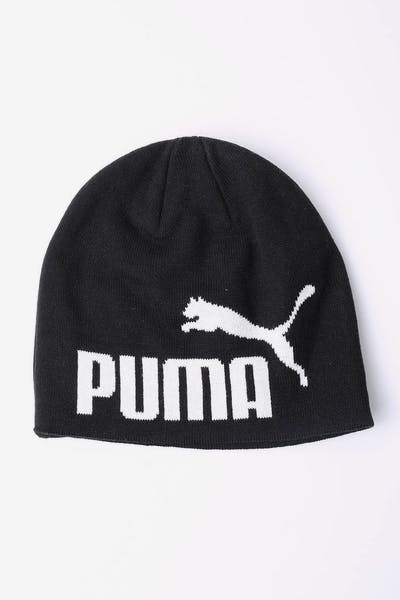 1fb7a27ad28 PUMA ESS Big Cat Beanie Black