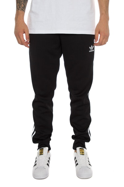 Adidas Originals SST Cuffed Trackpant Black