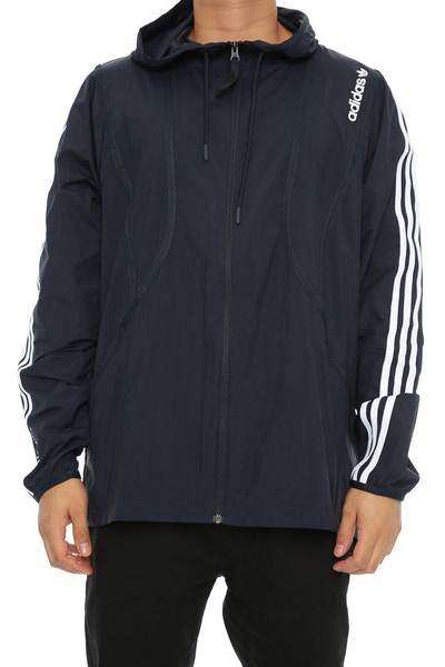 Adidas Originals TKO CLR84 Windbreaker Navy