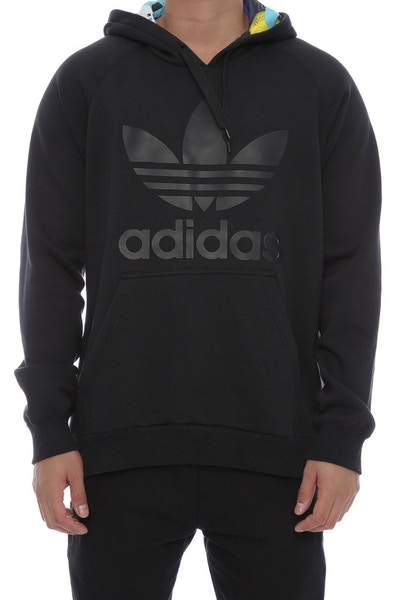 Adidas Originals Shoe Montage Hoody Black