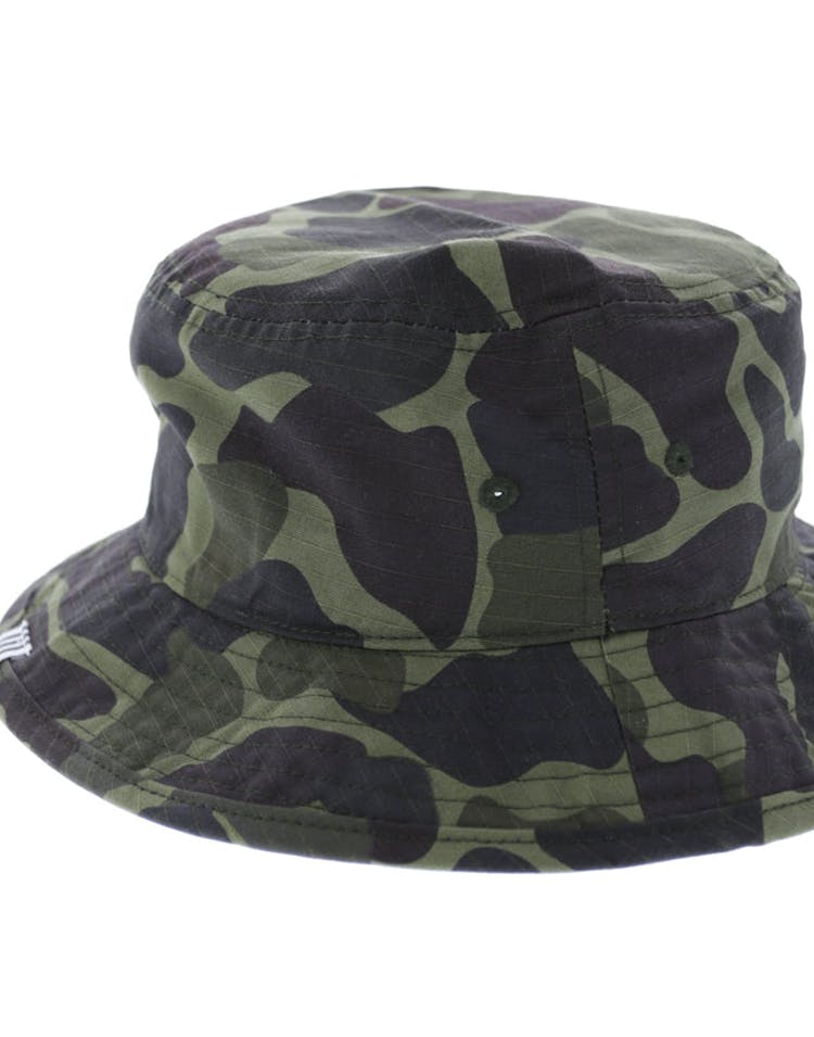 88bf6d7e398 Adidas Trefoil Camo Bucket Hat Multi-coloured – Culture Kings