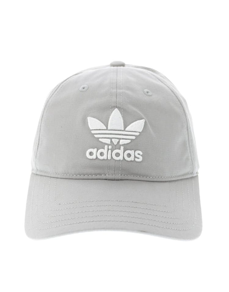 7be27ed40bb51 Adidas Trefoil Strapback Grey – Culture Kings