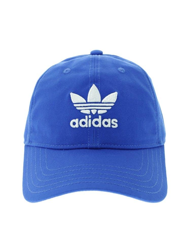 dd7a7fcd Adidas Trefoil Strapback Blue – Culture Kings