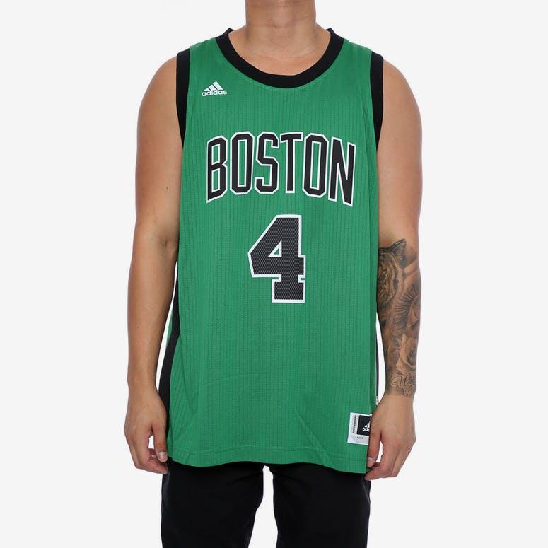 Adidas Performance Boston Celtics Isaiah Thomas  4  Swingman Jersey Gr –  Culture Kings cc7d9ab63
