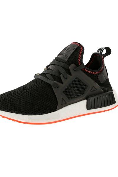 sale retailer 83efe fd640 Adidas Originals NMD XR1 Black White Red