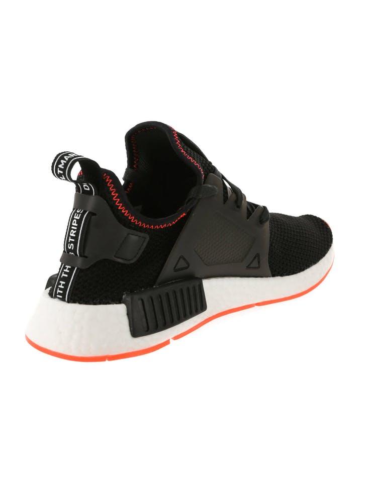 0da028a2d8cc6 Adidas Originals NDM XR1 Black White Red