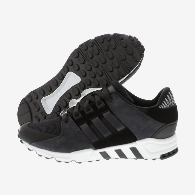 new arrival a82f3 3b63d Adidas Originals EQT Support RF BlackWhite