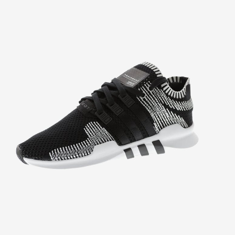 fd93bcebf2e Adidas Originals EQT Support ADV Primeknit Black White