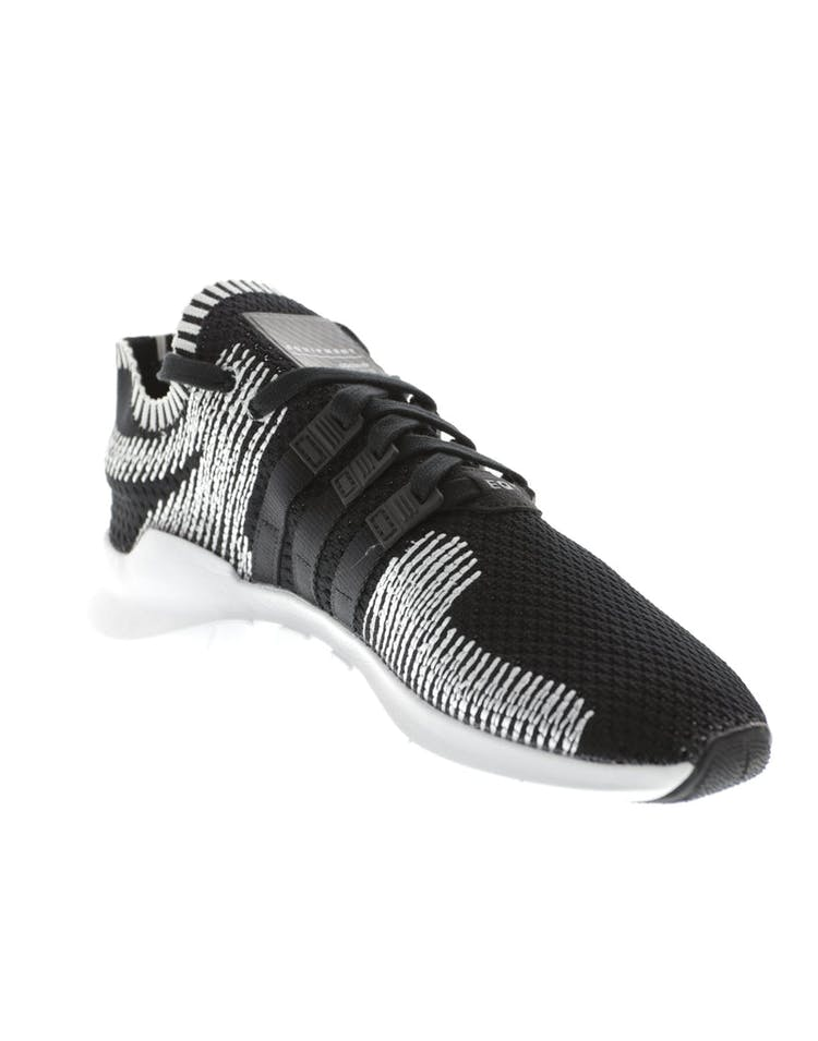 newest 34770 4665c Adidas Originals EQT Support ADV Primeknit Black/White